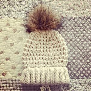 NWT Abercrombie & Fitch Knit Winter Hat